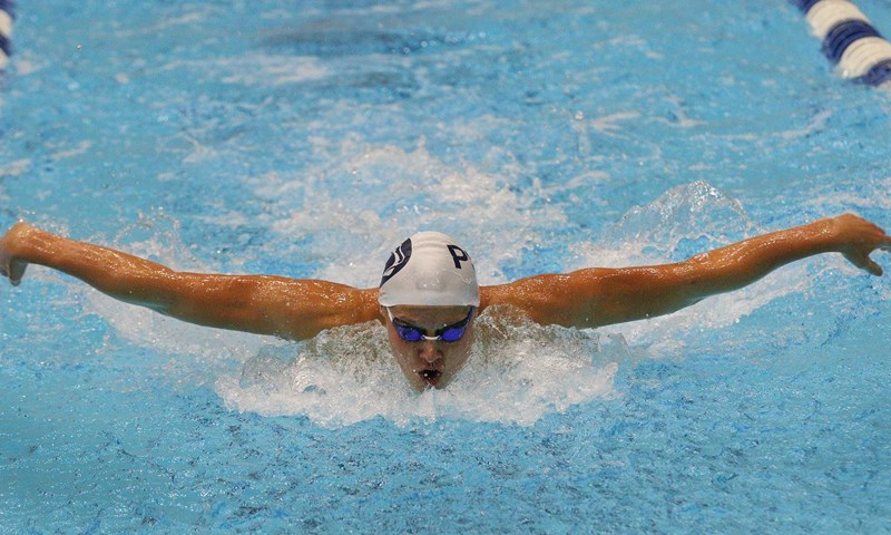 Penn State Sweeps Men's Swimming and Diving Weekly Honors