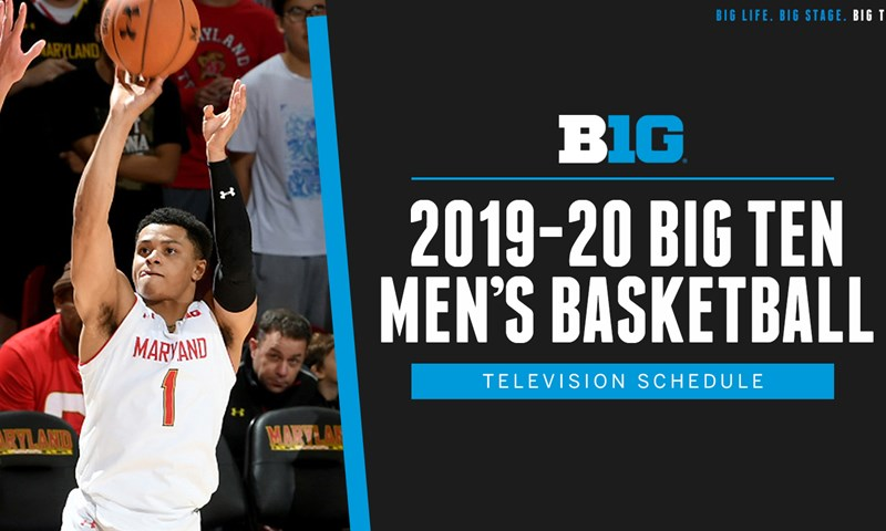 Big Ten Announces Start Times And Television Designations