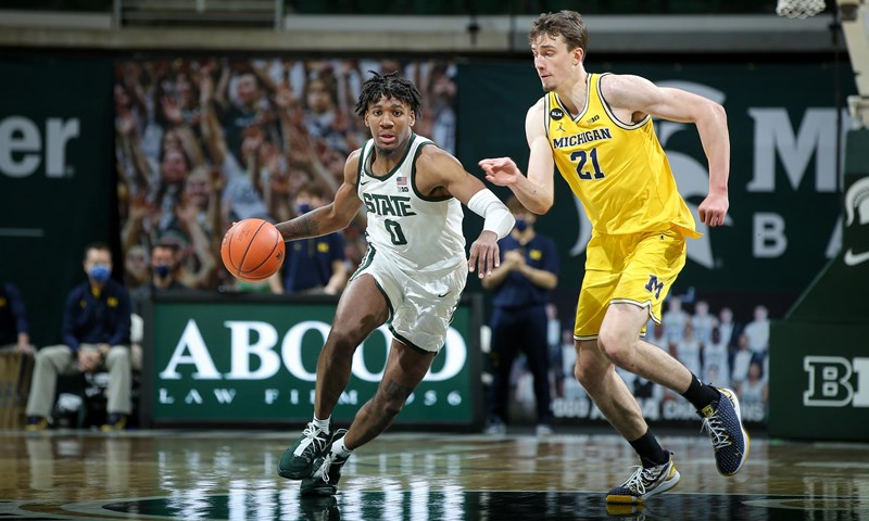 Michigan State and Purdue Earn Final Weekly Men's Basketball Honors - Big Ten Conference