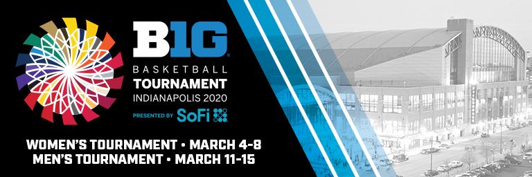 big ten tournament schedule 2020