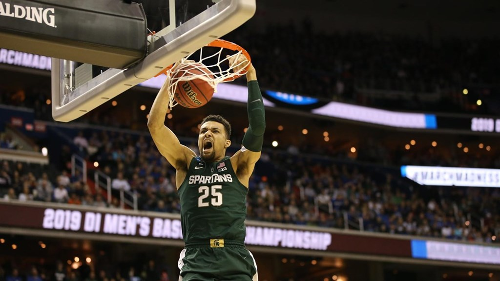 Michigan State Advances To Final Four For 10th Time In