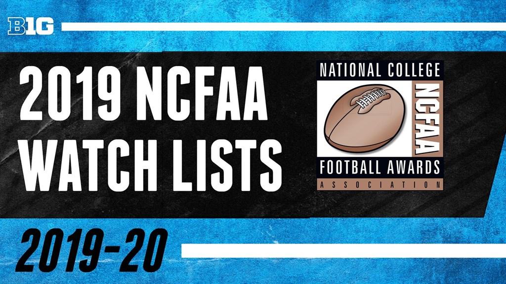 2019 National College Football Awards Association Watch