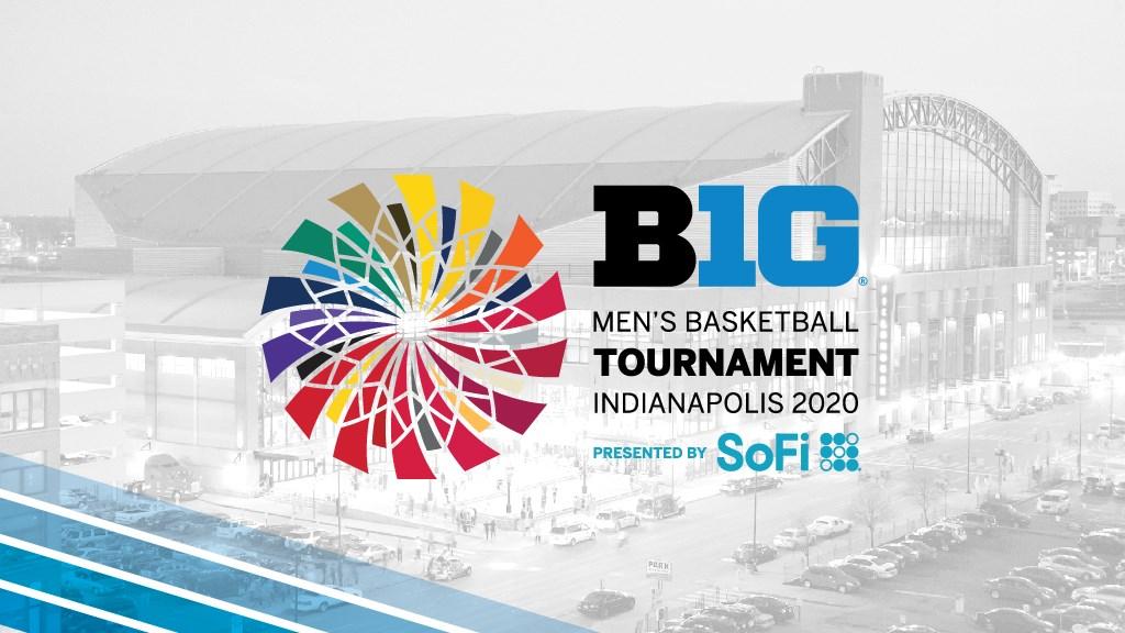 big 10 tournament 2020